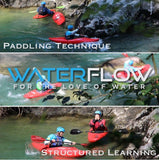 """Iron Out Some Kinks"" - Basic River Running Kayaking Course - WaterFlow"