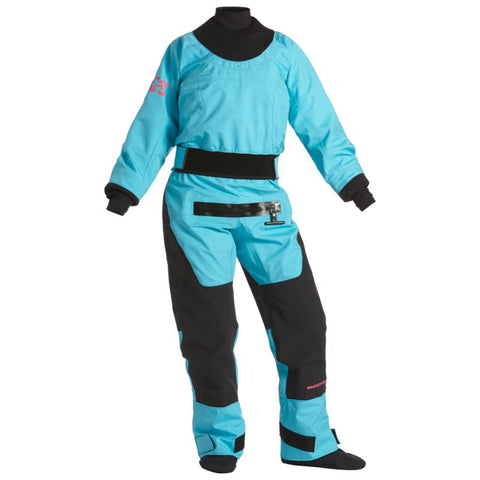 IR Women's Shawty Dry Suit - WaterFlow