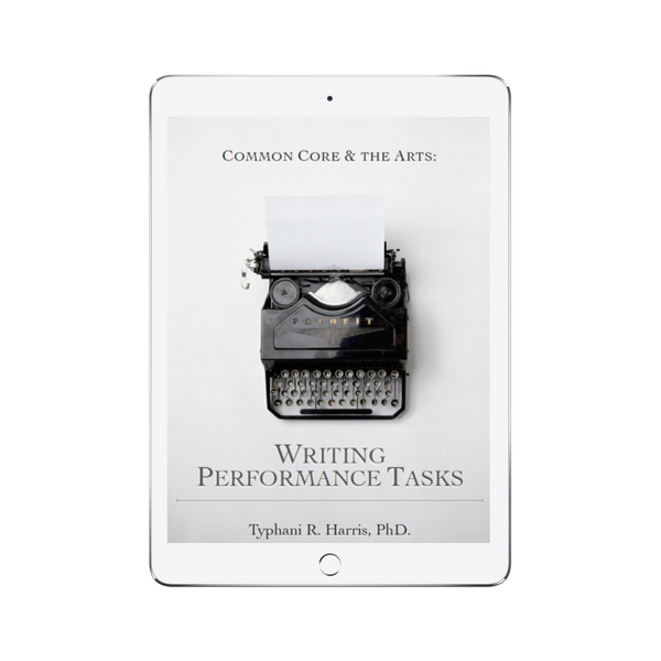 Writing Performance Tasks Resource Guide