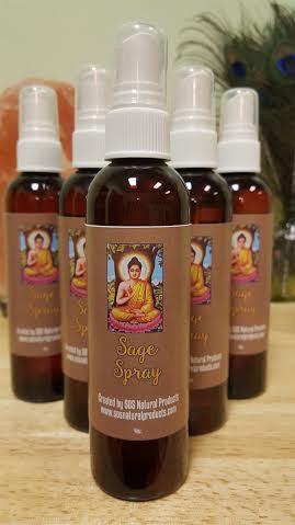 Sage Spray - Reiki Charged