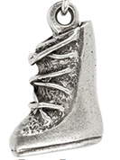 Armor of God Boot of Peace Charm