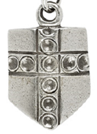 Armor of God Shield of Faith Charm