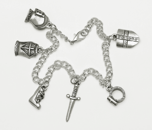 Armor of God Charm Bracelet