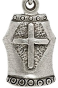 Armor of God Breastplate of Righteousness Charm