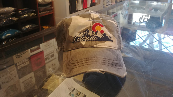 Youth Colorado hat