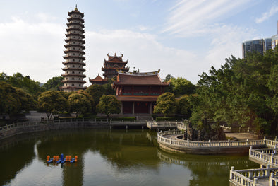 Xichan Temple: Chinese architecture at its best