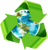 Reduce Recycle Reuse Save the Planet save money discounts available