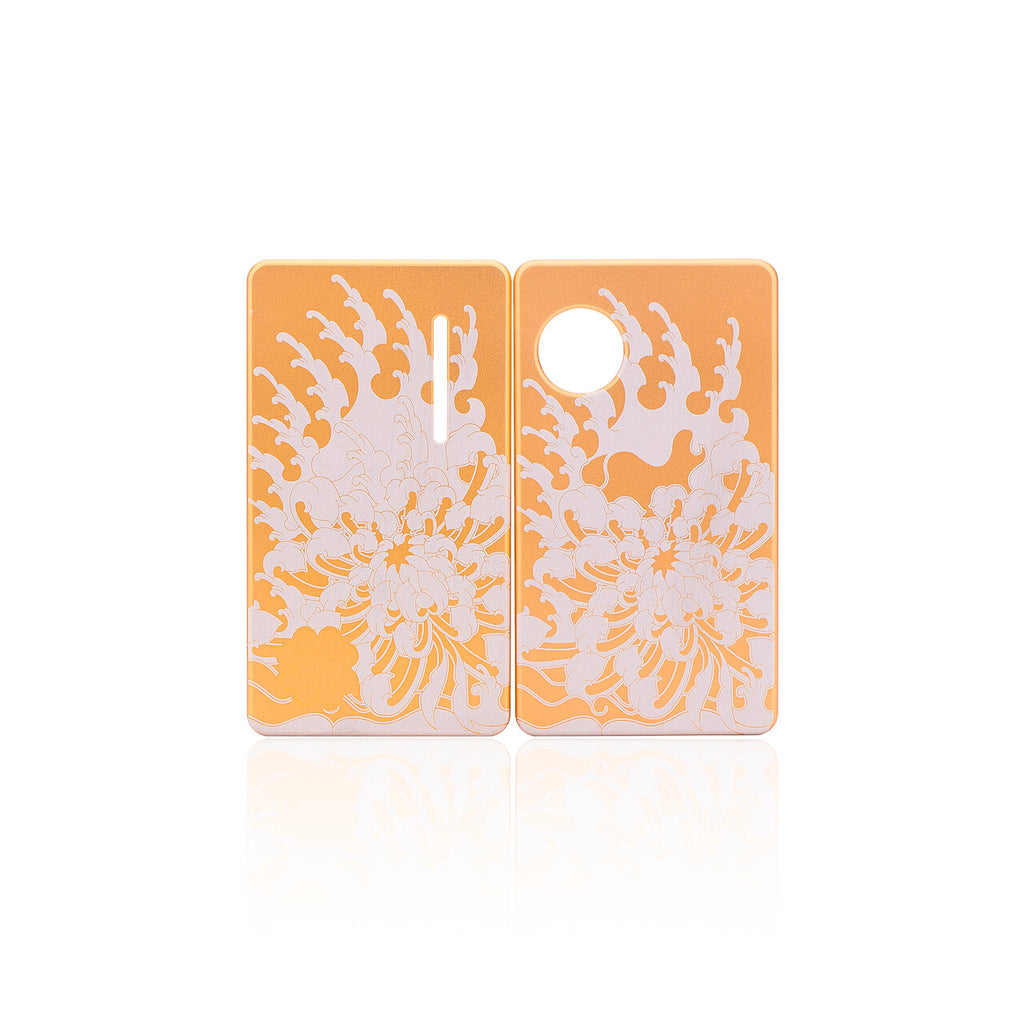 dotAIO Chrysanthemum Doors