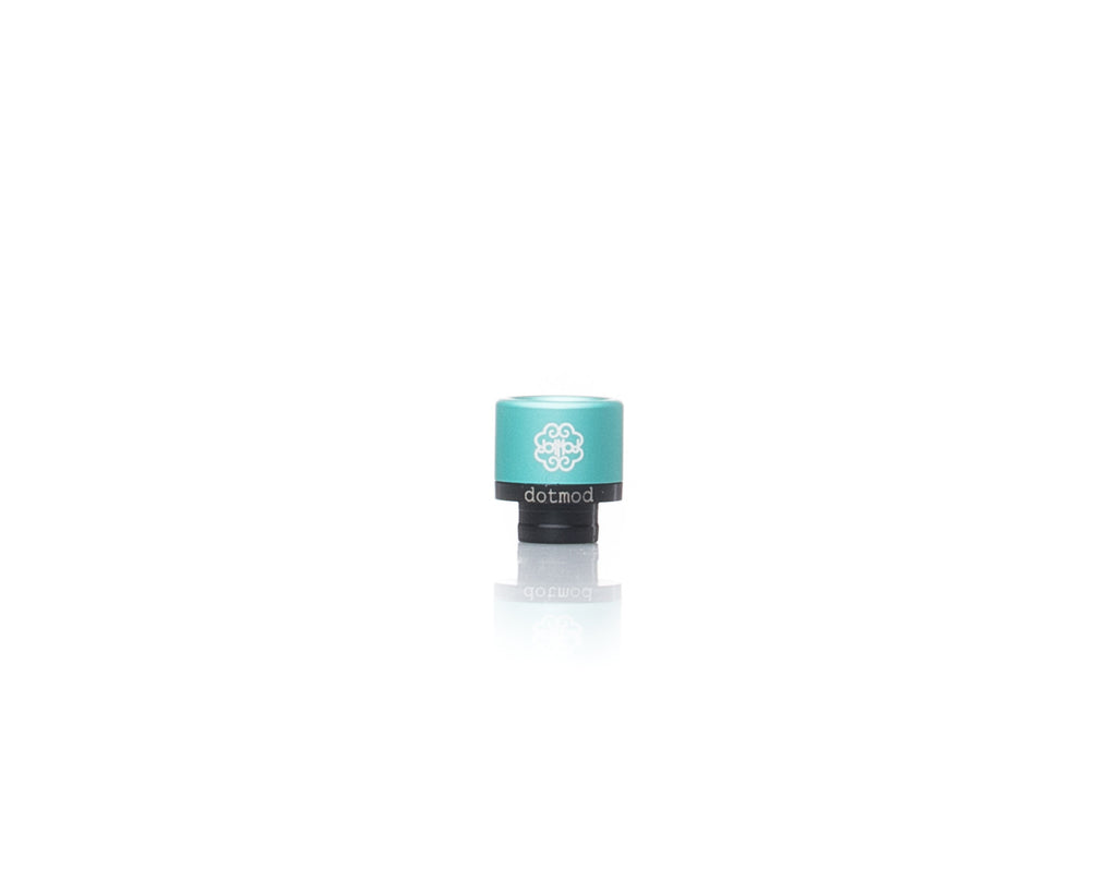 Tiffany Blue Friction Fit Drip Tip - Limited Edition