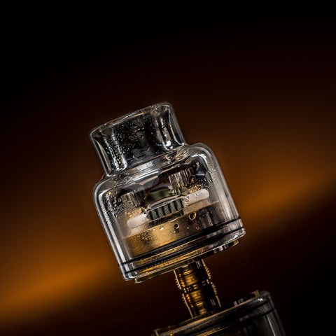 Trinity Glass Cap and Petri RDA (22mm)