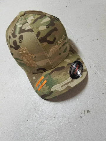 Highlander Tactical Flexfit Hat