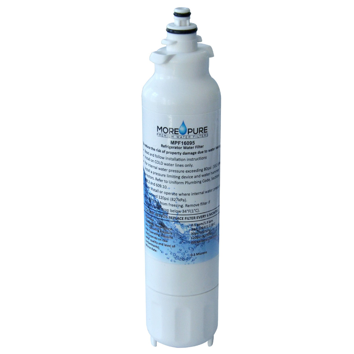 mpf16095 lg lt800p kenmore compatible water filter
