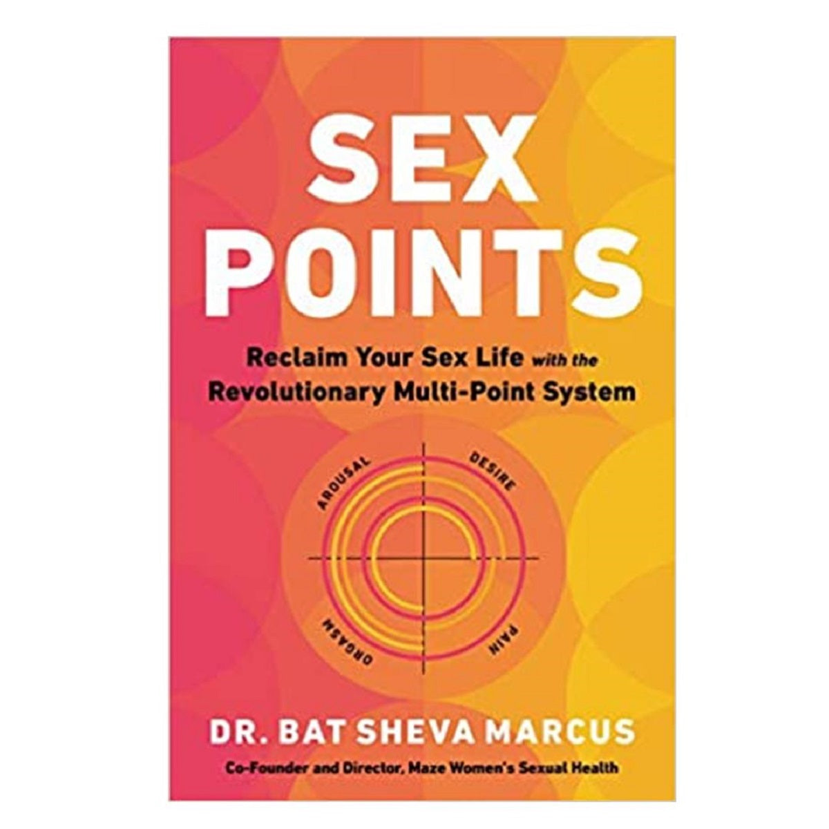 "The Book: ""Sex Points: Reclaim Your Sex Life with the Revolutionary Multi-point System"""