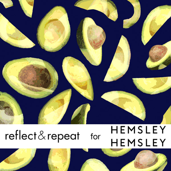 Reflect & Repeat for Hemsley + Hemsley