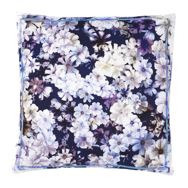 Cosmos Organic Cotton Cushion - Reflect and Repeat  - 1