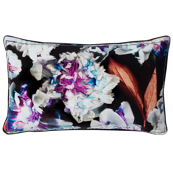 Luna Silk Cushion - Reflect and Repeat  - 1