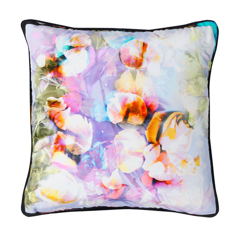 Mai Silk Cushion - Reflect and Repeat  - 1