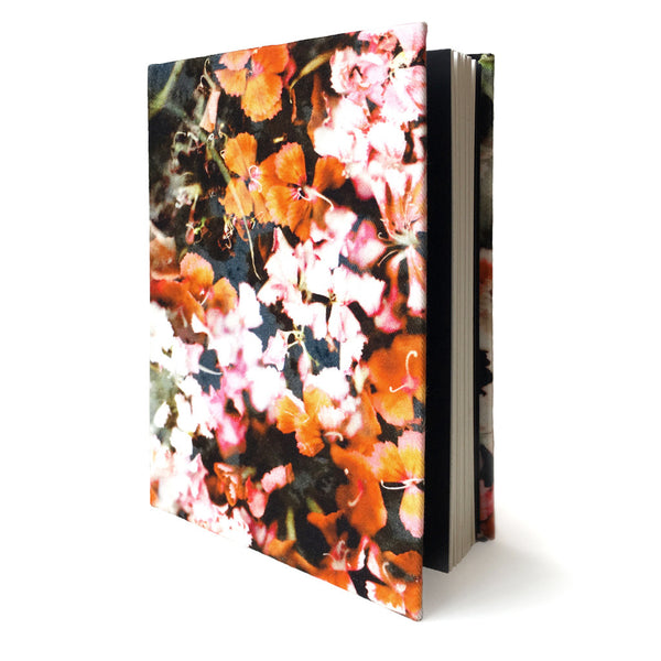 Zeena Organic Cotton Covered A5 Notebook - Reflect and Repeat  - 1