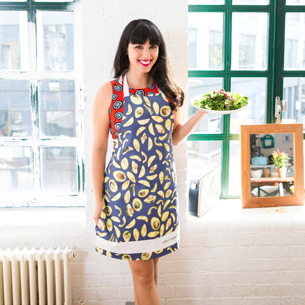 Reflect & Repeat for Hemsley + Hemsley Avocado Apron - Reflect and Repeat  - 3