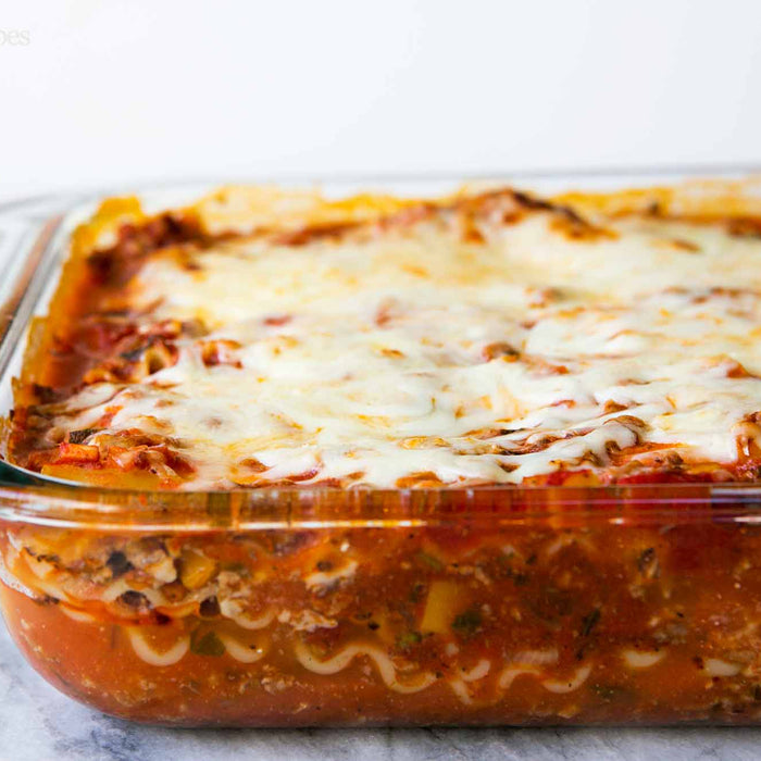 Easy Peasy Lasagna