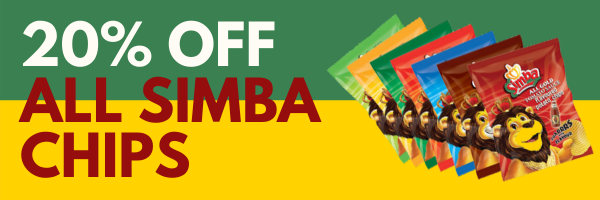 BUY SIMBA CHIPS ONLINE | South African Food Online