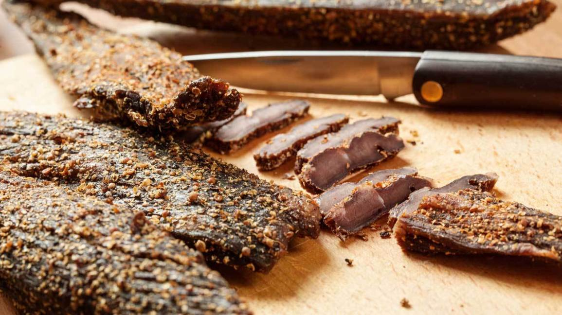 South African Biltong Online Canada USA. South African Food Online