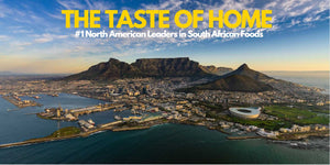 Buy South African Foods Online with AubergineFoods.com, The Taste of Home.