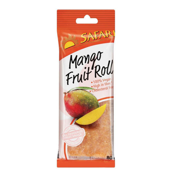 SAFARI Fruit Roll-Mango (80 g)