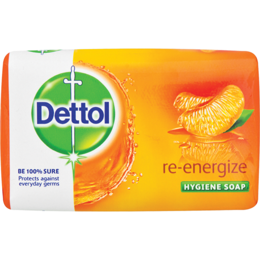 Dettol Re-Energize (175 g) from South Africa - AubergineFoods.com