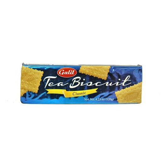 GALIL Tea Biscuits-Classic (120 g) from Kosher - AubergineFoods.com