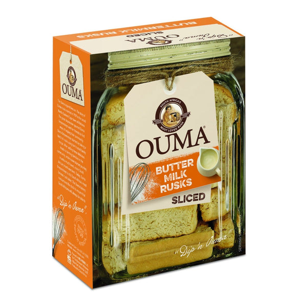 OUMA Buttermilk Rusks (450g)