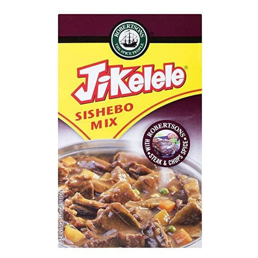 Robertsons Jikelele Shishebo Steak & Chop Mix (100 g) from South Africa - AubergineFoods.com