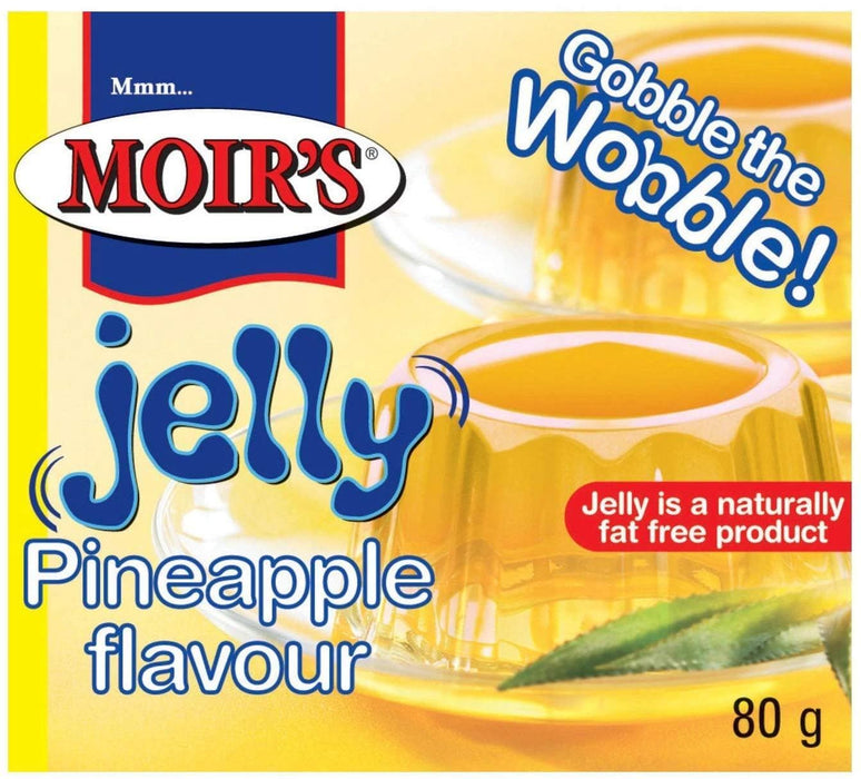 Moirs Pineapple Jelly (80 g)