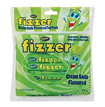 Beacon Fizzer-Cream Soda Flavor (24's) from South Africa - AubergineFoods.com
