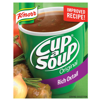 Knorr Cup A Soup Rich Oxtail