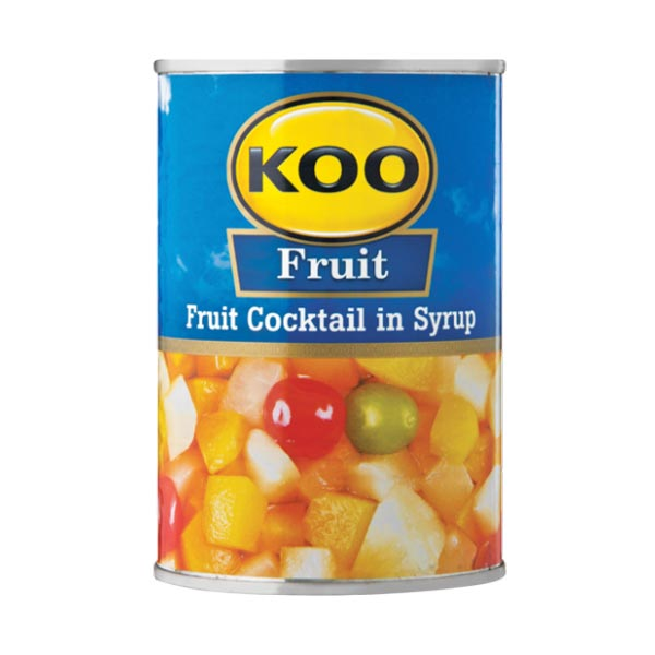KOO Fruit Cocktail in Syrup (410 g)