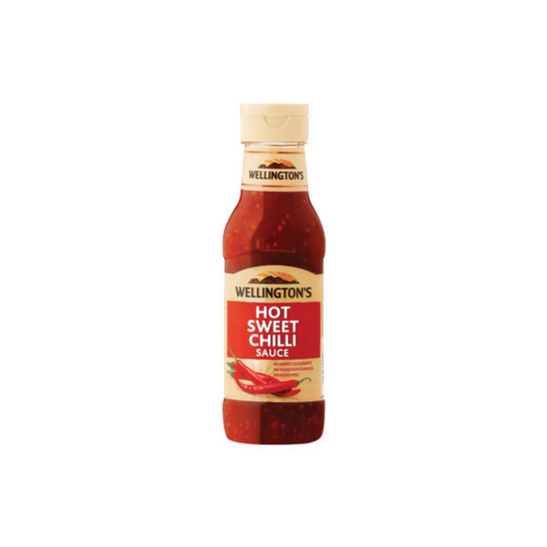 Wellingtons Hot Sweet Chilli Sauce