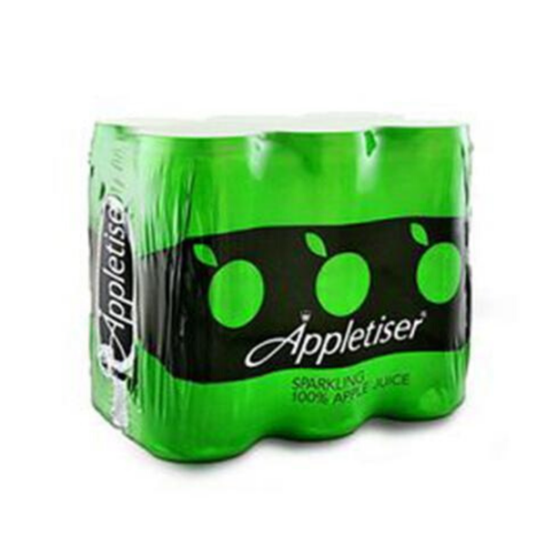 Appletiser 100% Sparkling Apple Juice (6 X 330 ml)