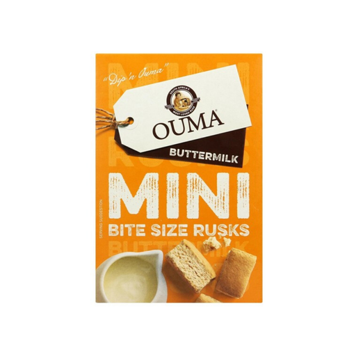OUMA Minis Buttermilk (200 g) from South Africa - AubergineFoods.com