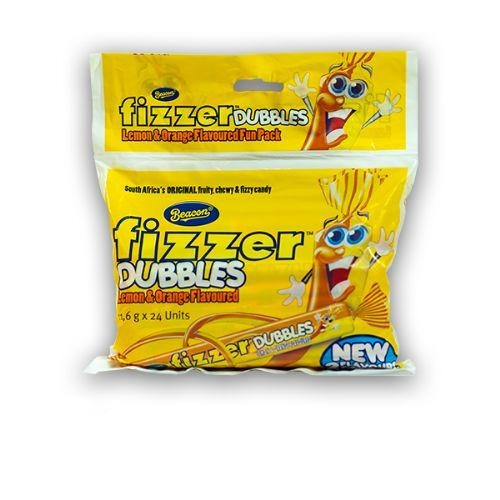 Beacon Fizzer Fun Pack: Lemon & Orange  (24's)