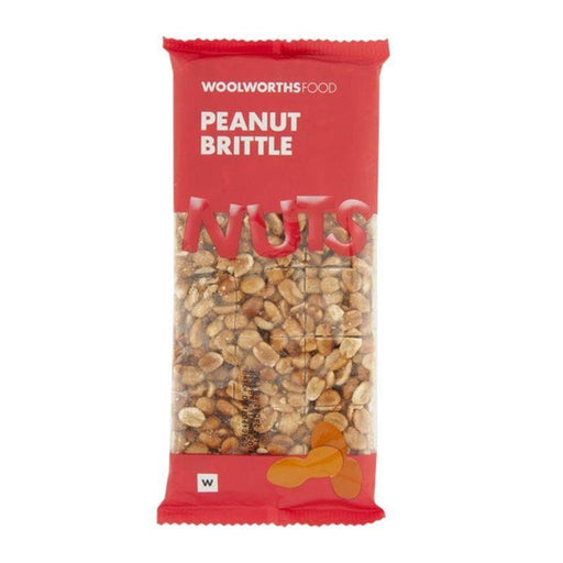 WW Peanut Brittle (200g) from South Africa - AubergineFoods.com
