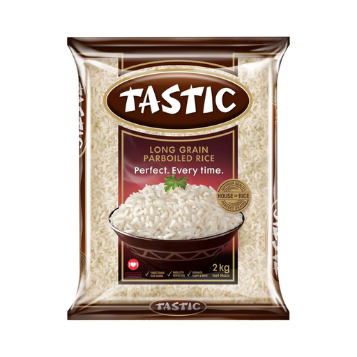 Tastic Rice (2 Kg) from Aubergine Specialty Foods - AubergineFoods.com