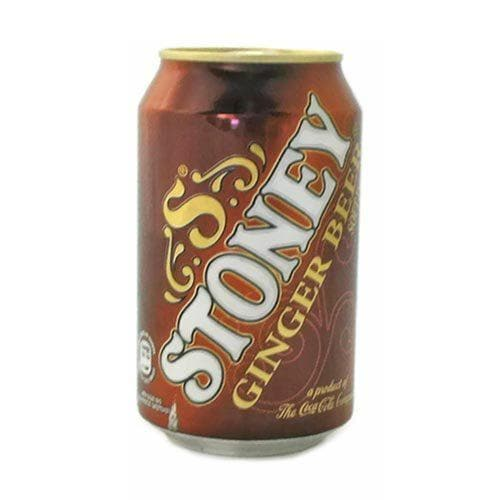 Stoney Ginger Beer (300 ml) from South Africa - AubergineFoods.com