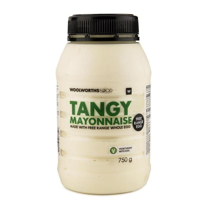 Woolworths Tangy Mayo from South African - AubergineFoods.com