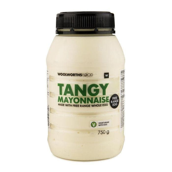 Woolworths Tangy Mayo