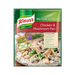 Knorr Chicken and Mushroom Pan (50 g) from South Africa - AubergineFoods.com