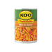 KOO Chakalaka Mild and Spicy (410 g) from South Africa - AubergineFoods.com