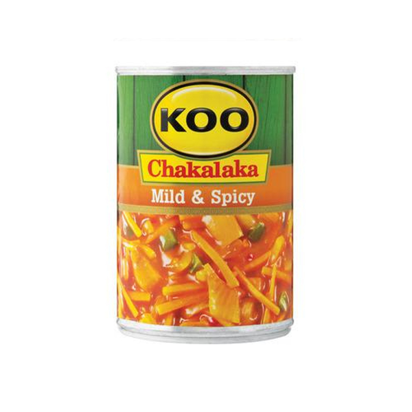KOO Chakalaka Mild and Spicy (410 g)