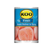 KOO Guava Halves in Syrup (825 g) from South Africa - AubergineFoods.com