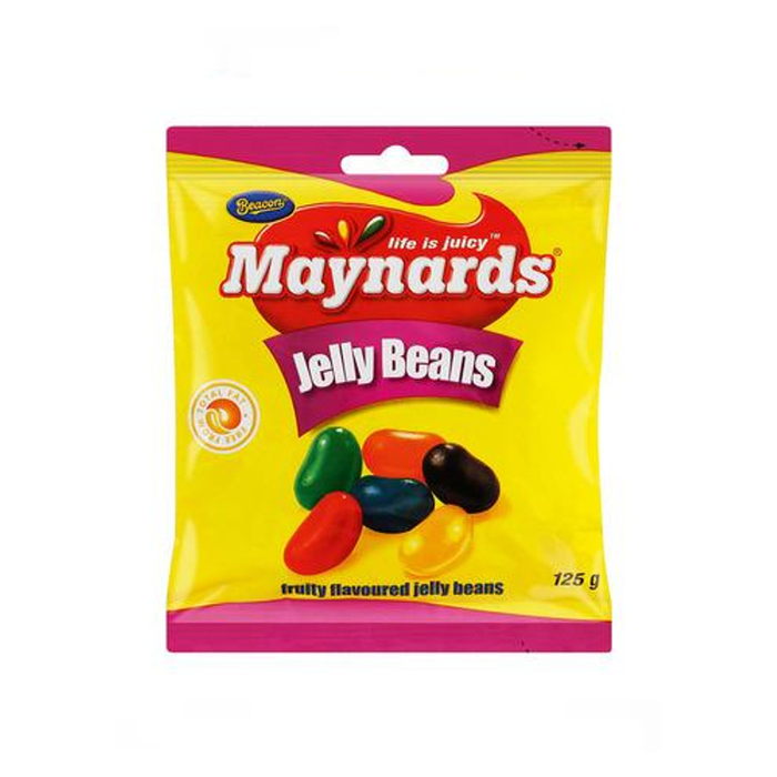 Maynards Jelly Beans from South Africa - AubergineFoods.com